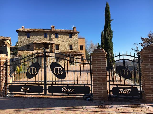 B&B Casa Bracci - Pietrarubbia