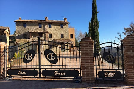B&B Casa Bracci - Pietrarubbia  - Bed & Breakfast