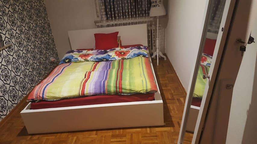 Privatzimmer für 2Personen geeignet - Bergneustadt - Квартира
