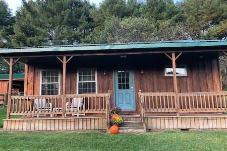 Cozy Cabin Retreat ~ Horse/ Pet Friendly.