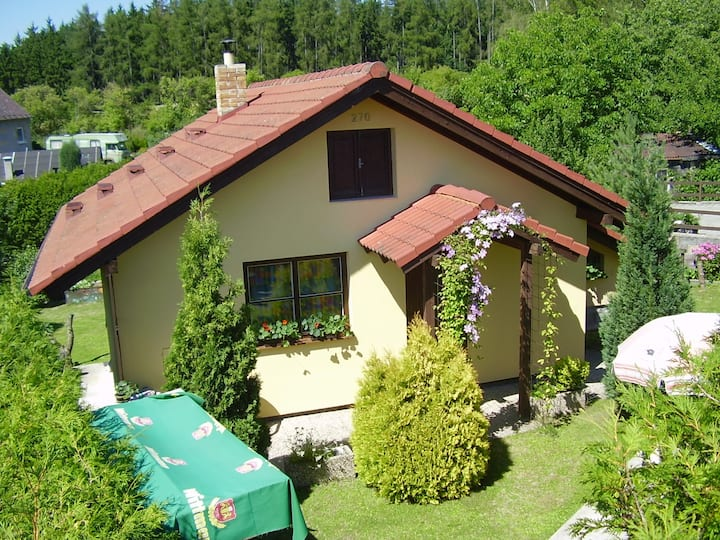 House for 4 persons in Roudná R74528