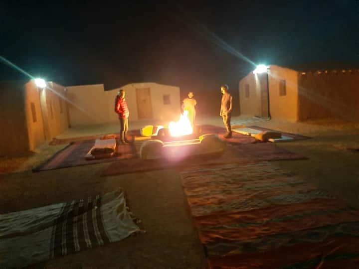 Bivouac and Camel trek with Sahara Peace