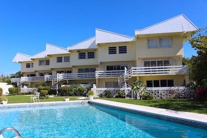 Ground floor condo close to beach and golf course!