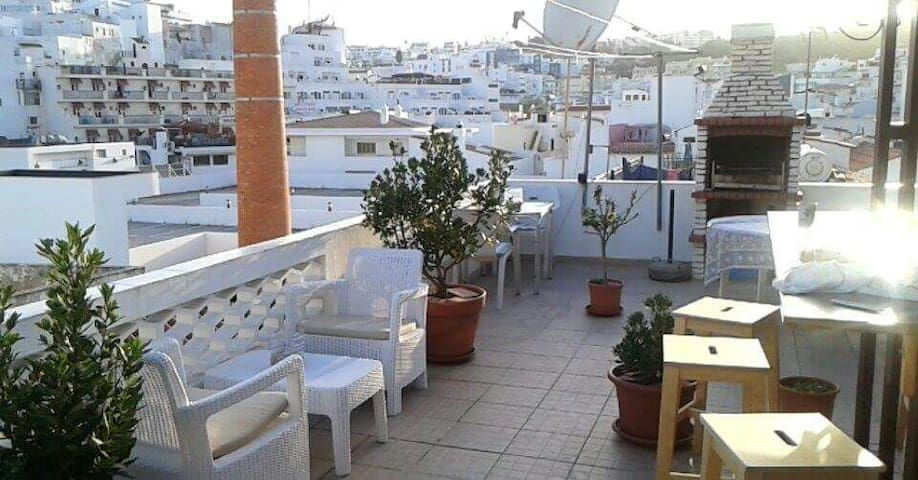 (B) Albufeira centre- 150m to the beach - Old town