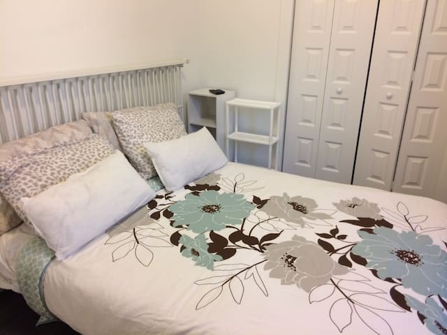 Bedroom with limited availability.