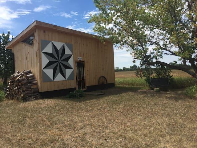 off the grid serenity. - Demorestville - Haus