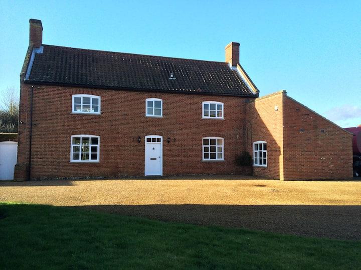 Manor Farm, Sco Ruston, Norwich, NR12 8EY