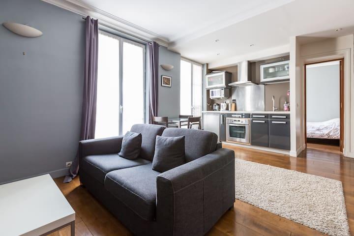 1 Bedroom  Apartment In St. Germain