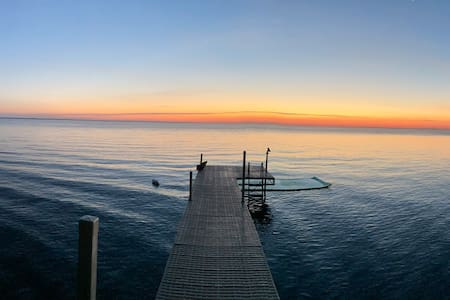 Lake Mille Lacs Cabin-perfect up-north getaway!
