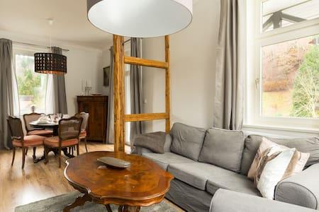 """Ferienwohnung """"Röhrender Hirsch"""" - Bad Grund - Apartment"""