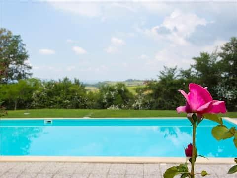 Residenza Le Rose nel Chianti