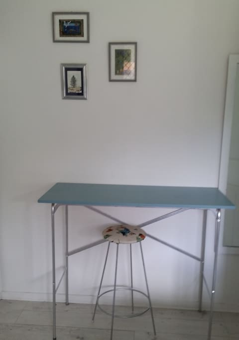 Table for laptop etc