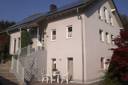 FeWo  Haus Lucky am Süßbach - Neunkirchen - Apartment