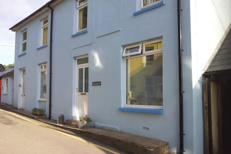 Seaside Apartment in Llangrannog - Ceredigion