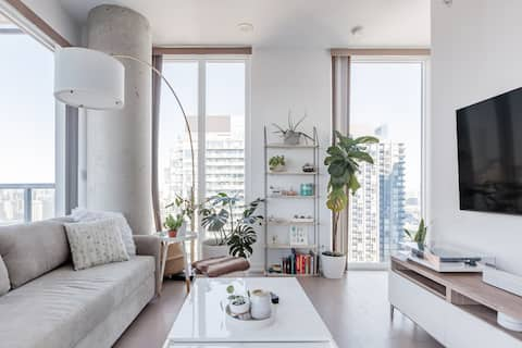 Exquisite Home in the Downtown City Center