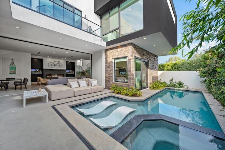 Luxury Fairfax Villa Near Sunset Strip