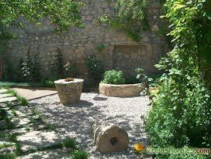 Casa Rural el pajar en Castelseras