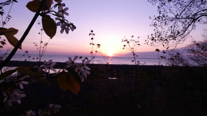 Superior Sunset Getaway