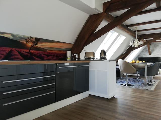 Loft 2020 Maisonette Zirndorf near Playmobil
