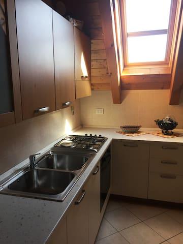Appartamento di montagna - Spert - Apartamento
