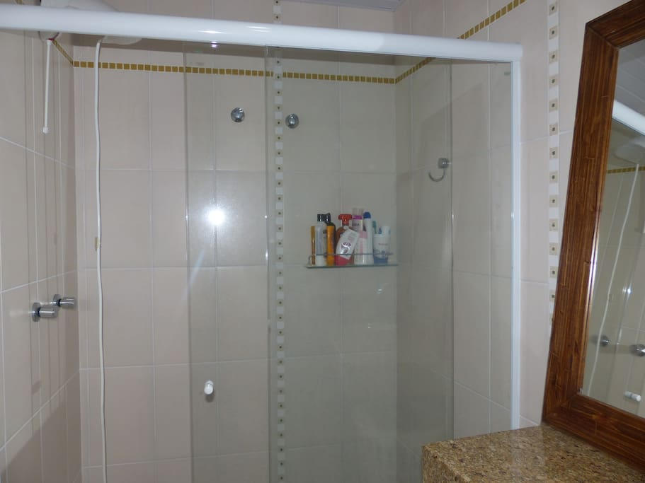 banheiro (ducha e box)