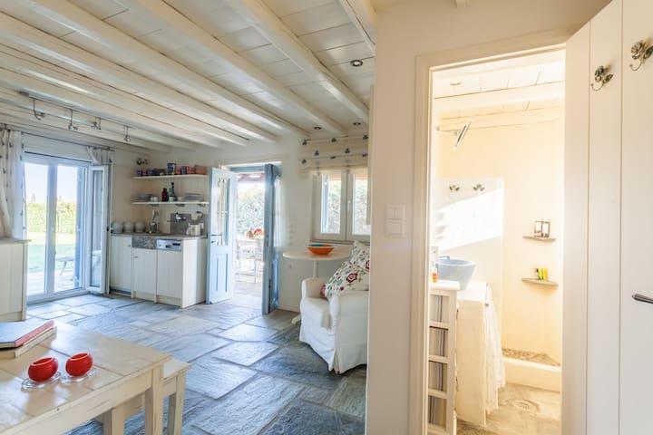 ALEFI LITTLE COTTAGE - Ormos Agiou Ioanni - Guesthouse