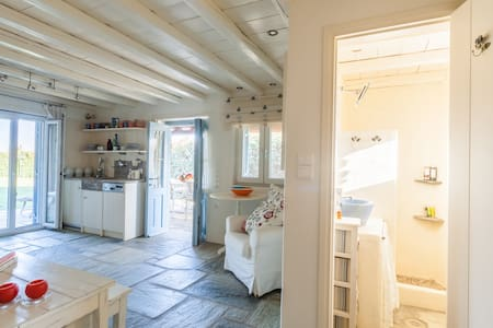 ALEFI LITTLE COTTAGE - Ormos Agiou Ioanni - Guesthouse