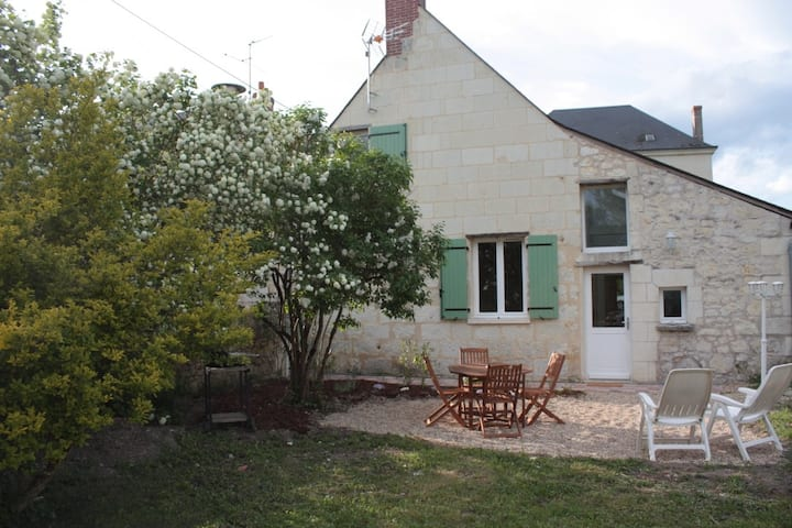Maison bord de Loire/ Loire Valley accommodation