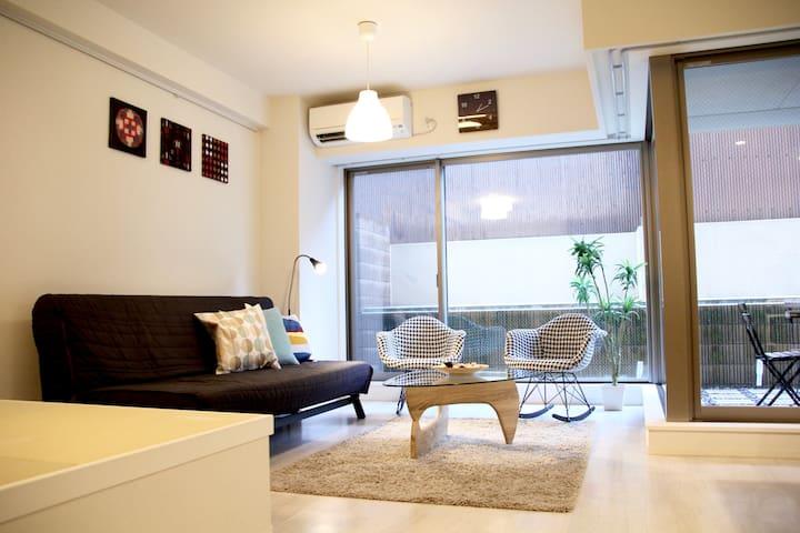 Kyoto NEW Higashiyama 5min to sta  - Kyoto Higashiyama-ku - Apartment