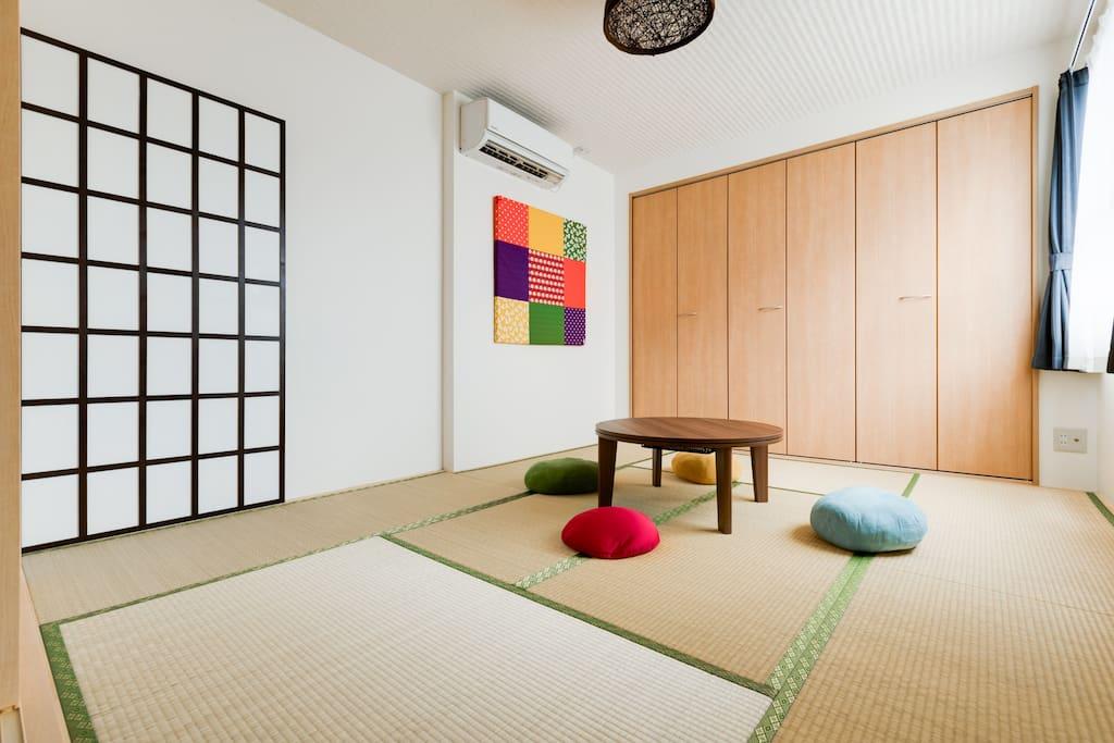 Tatami room 2