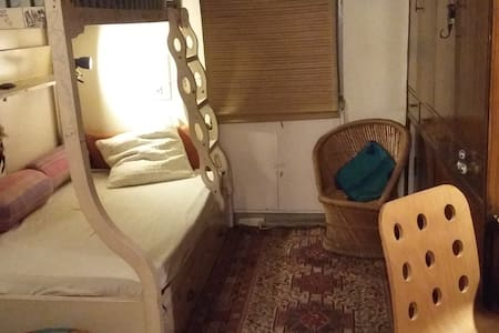 One room with shared bathroom - Women only - Nova Délhi - Apartamento