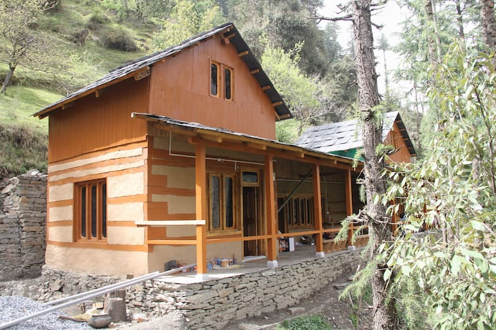 Holiday Cottage in Himalayas
