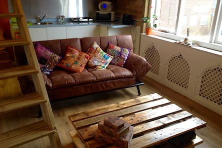 Unique Mezzanine Apartment - Sheffield - Apartmen