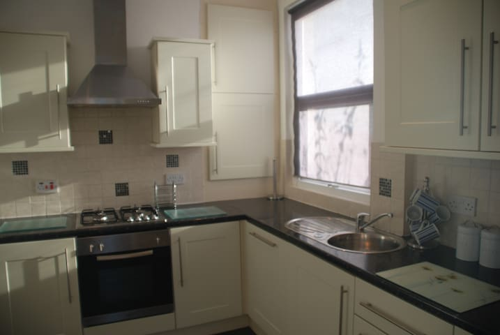 Totally refurbished home, super close to the city.