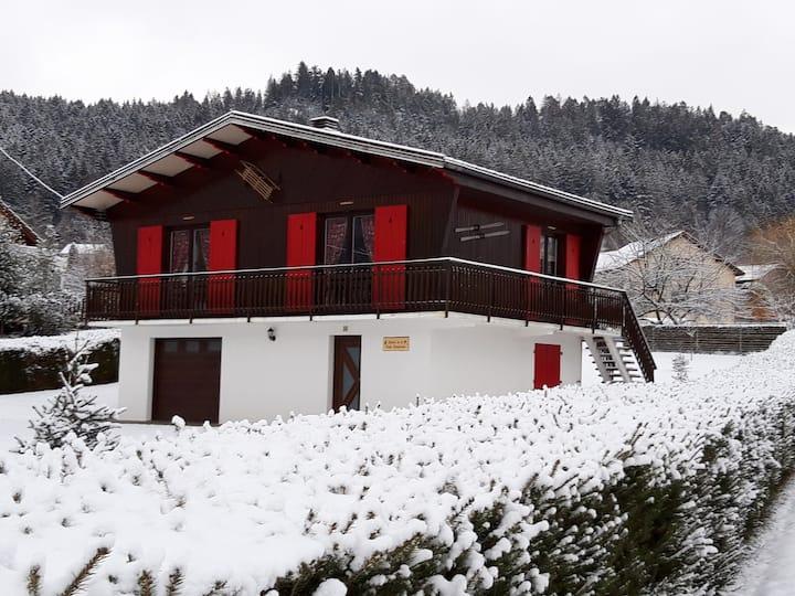 Chalet complet proche gerardmer la bresse Vosges