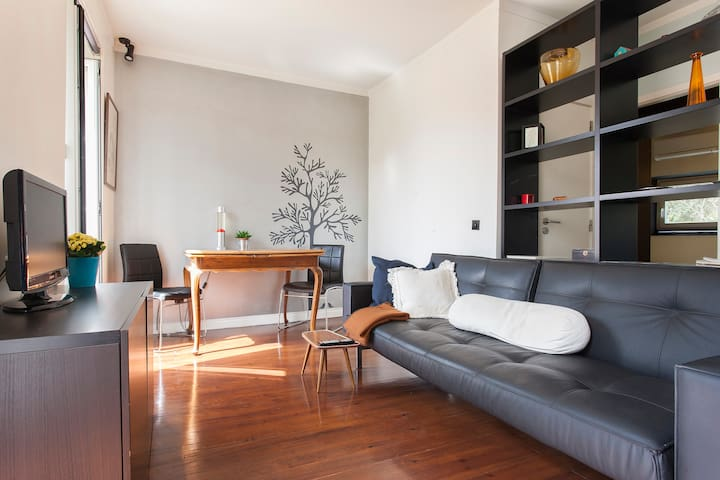 NEW!  Patio Apartment with River View - Lisboa - Appartement