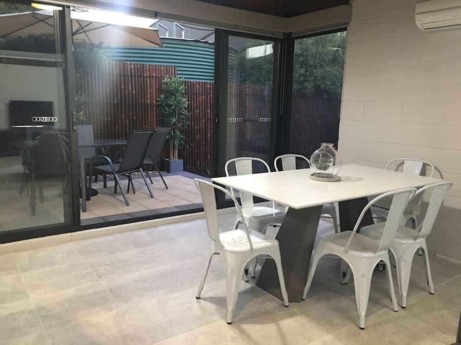 Outdoor Area/Dining