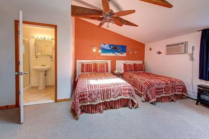 St. Maarten room