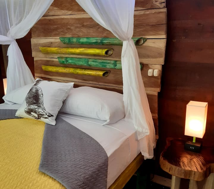 Rambala Jungle Lodge~ Kinkajou Cabin All inclusive