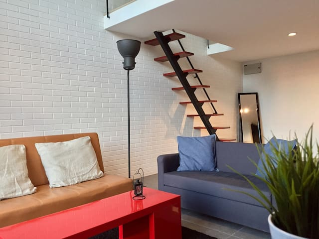 Duplex LIGHTHOUSE @ Empire Damansara - Petaling Jaya - Loft