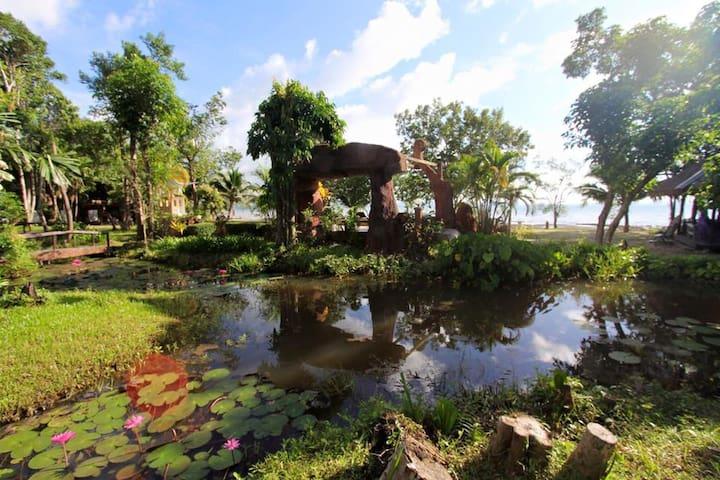 Garden Of Joy - Tambon Ko Chang - Bungalov