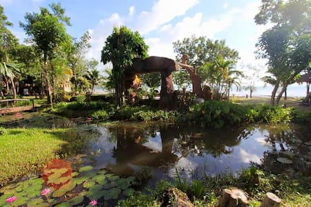 Garden Of Joy - Tambon Ko Chang - 방갈로
