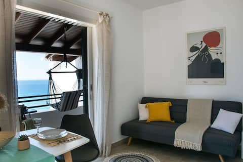 Ionian Senses - Corfu, Glyfada beach Apt. 119
