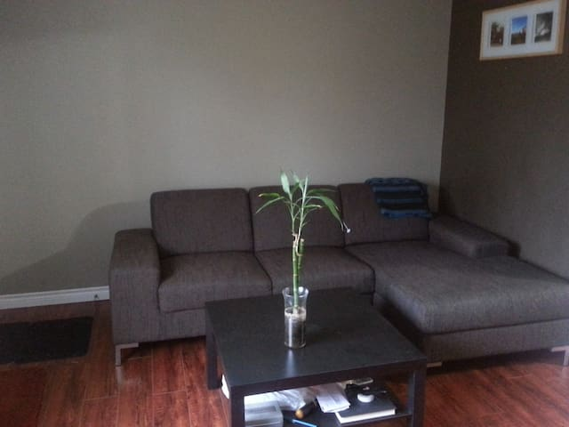 Single bed, Private room at a student budget - Calgary - Apartemen