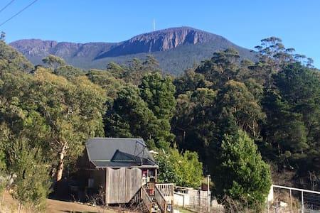 Cosy bush retreat 10 mins from city - South Hobart