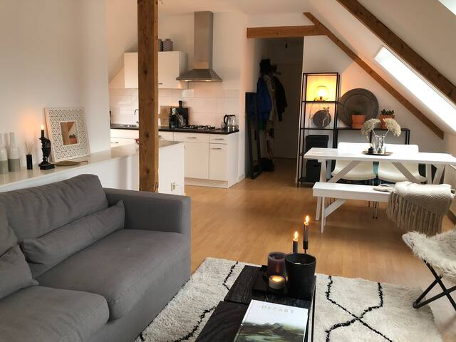 Old city center appartement, free parking