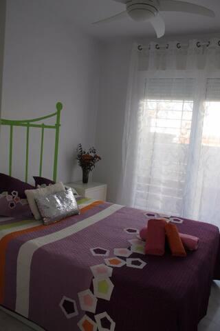 Habitacion doble  en el centro de Sevilla