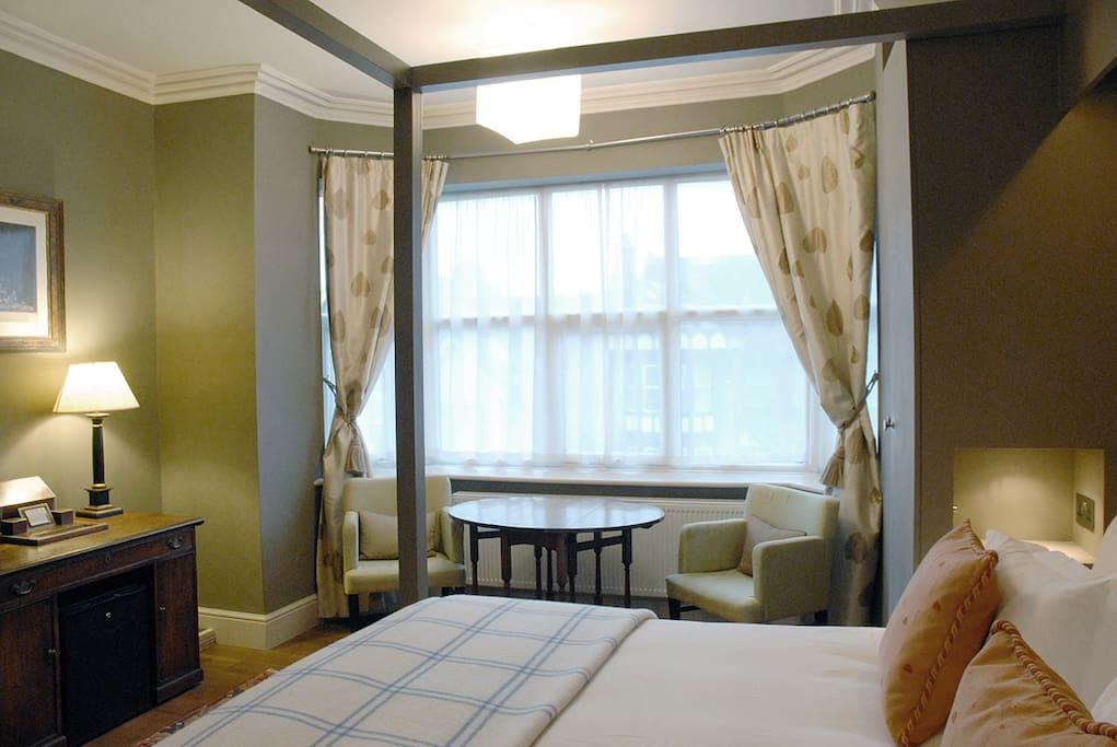 Hafez guest room