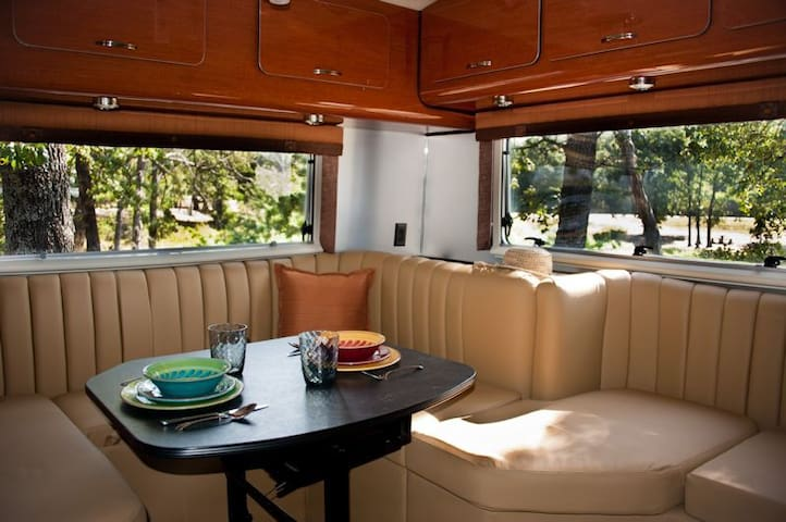 RV Retreat in East Nashville - 15 min. to downtown