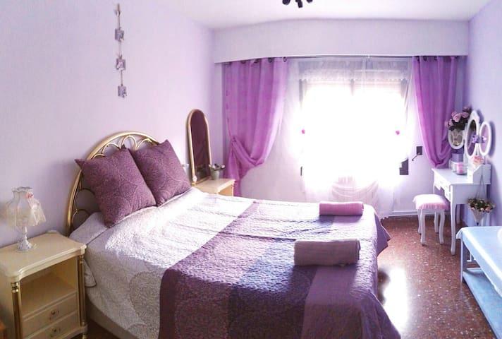 Cozy Double Room/Private Bathroom/Beach&University